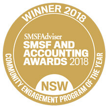 SMSF Accounting Awards 2020