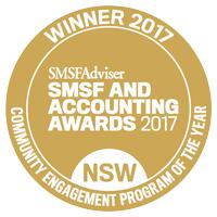 SMSF Award winner